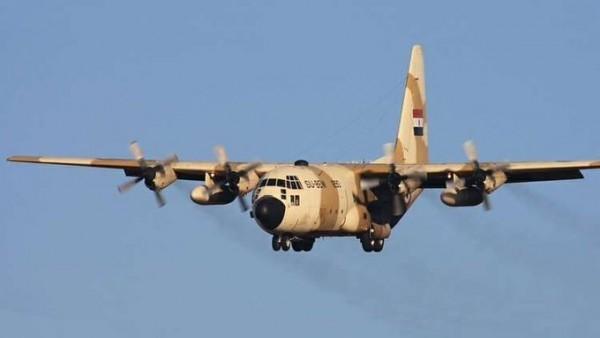 طائرات تجسس واستطلاع مصرية تساند حفتر