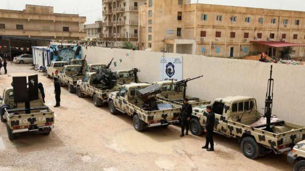 تورط السيسي في عدوان حفتر على طرابلس