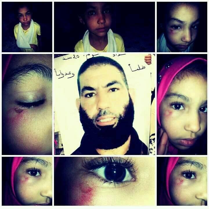 b4c25cfe9 المعتقل الإسلامي خالد حداد 16 سنة من رحلة الوجع في السجون المغربية