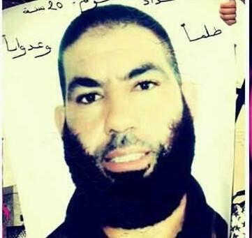 المعتقل الإسلامي خالد حداد