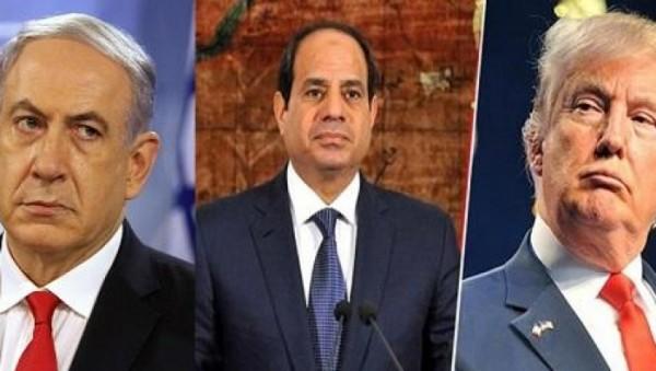 """نتنياهو جنّد السيسي فكلفه ترامب بمهمة عراب """"صفقة القرن"""""""