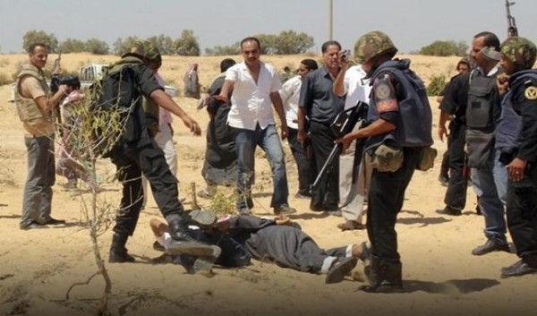 رمضان في سيناء قتل ونهب وسرقة وطوابير ذل وظلام دامس