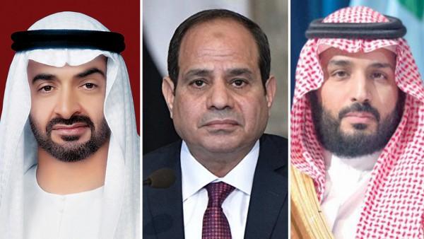 السيسي وبن زايد وبن سلمان عملاء للمخابرات الأمريكية