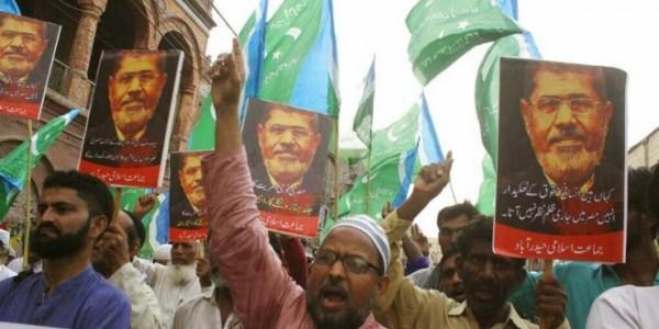 مظاهرة مرسي