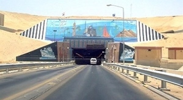 نظام العسكر يواصل تدمير سيناء برفع أسعار عبور نفق أحمد حمدي 10 أضعاف