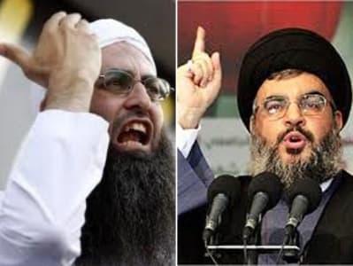أحمد الأسير في مواجهة حزب نصر الله
