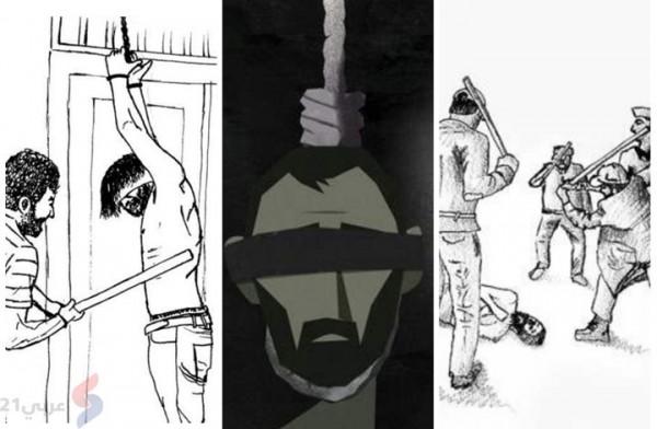 100 ألف معتقل يتعرضون للتعذيب في مسالخ السيسي