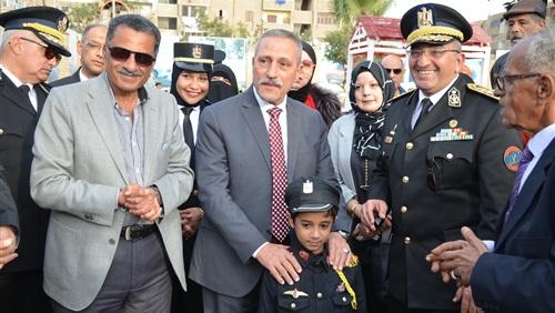 استقالة محافظ الإسماعيلية اللواء حمدي عثمان المقرب من السيسي بفضيحة جنسية