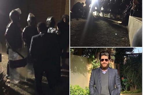 دفن عبد الله مرسي بسبب رعب العسكر