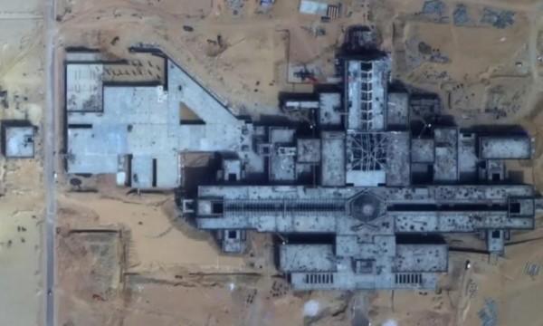 قصر السيسي أهدر عليه مليارات ومساحته 10 أضعاف البيت الأبيض