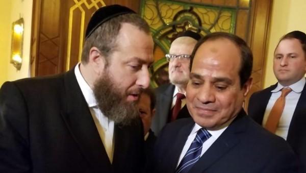 ماذا حصل السيسي مقابل توصيل نهر النيل للكيان الصهيونى؟