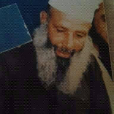 المعتقل المغربي الشيخ شعيب رقيبة