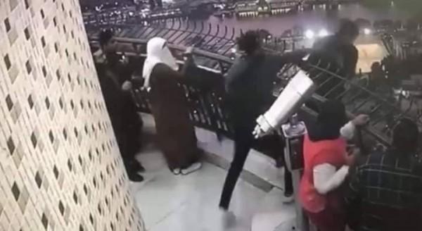 انتحار طالب هندسة من أعلى برج القاهرة