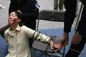 مذايح الصين ضد المسلمين