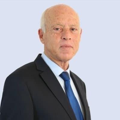قيس بن المنصف بن محمد سعيّد رئيس الجمهورية التونسية