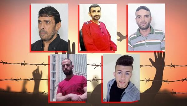 أسرى استشهدوا في سجون الصهاينة ووفاة 7 معتقلين في مصر منذ مطلع يناير السيسي والصهاينة إيد واحدة في قتل الأسرى