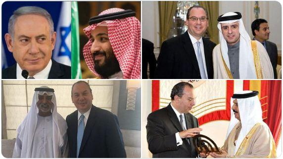 """السيسي """"قوّاد التطبيع"""" يحتضن لقاء """"نتنياهو"""" و""""بن سلمان"""" بالقاهرة"""