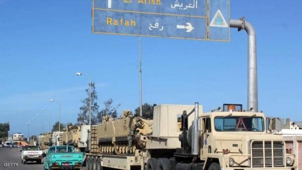 السيسي يُسارع الخُطى لتنفيذ صفقة القرن 25 غارة للجيش في سيناء