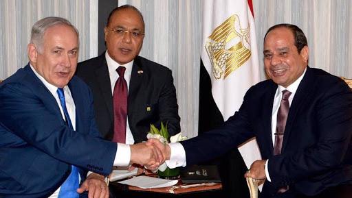 مصر والصهاينة إيد واحدة