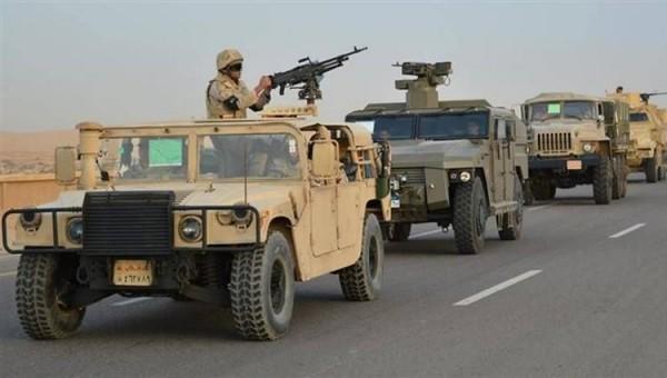 ميلشيات العسكر ترتكب مجزرة فى العريش وتقتل 17 مواطنا بدم بارد