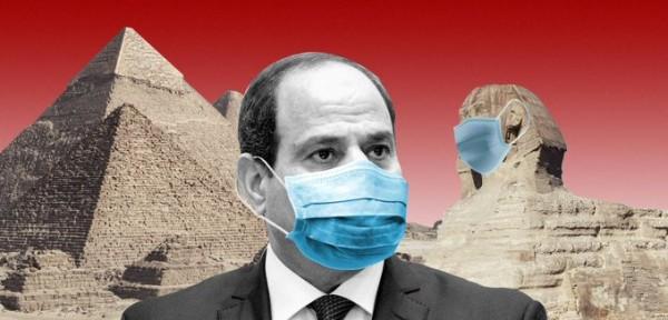 إصابة 225 ضابطًا وعسكريًا مصريًا بكورونا