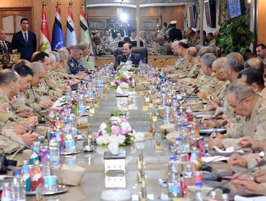 نادي المليارديرات الدولي يرحب بالجنرالات الفسدة بمصر