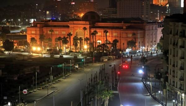 شارع فارغ مصر