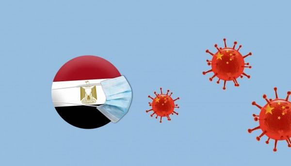 المنوفية ودمياط والإسكندرية والمنيا وقنا بؤر الوباء