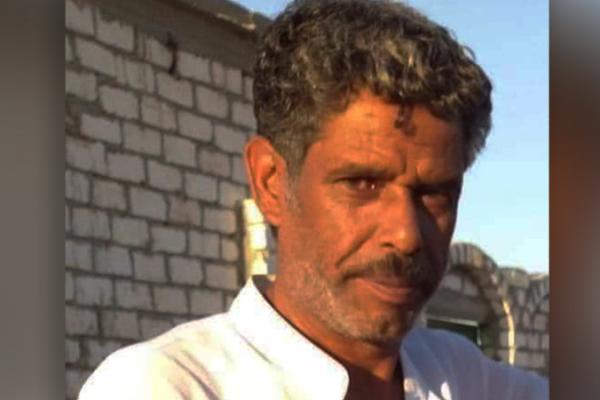مقتل أحمد جمعة سلمي العوايضة بعد تعذيبه في قسم شرطة بئر العبد حتى الموت