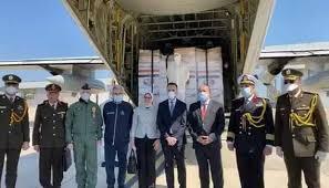 مصر ترسل طائرتين تحملان مستلزمات طبية إلى إيطاليا ولا كمامات في مصر