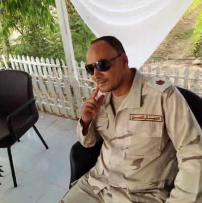 أسر كتيبة الرائد الأسير اسماعيل دعماش المصرية في عملية عسكرية بليبيا