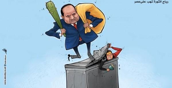 سيناريوهات سقوط نظام السيسي بسبب تداعيات كورونا