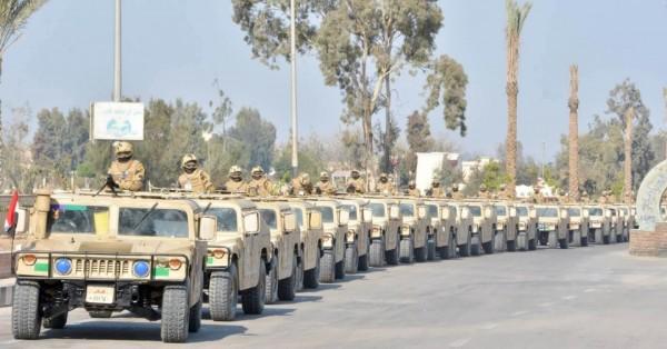 سحب القوات الأمريكية من سيناء