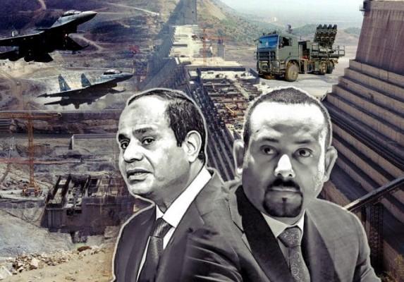 """السيسي عاجز عن توجيه ضربة عسكرية لـ""""سد النهضة"""""""