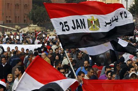 صور الاحتجاجات الأمريكية تستحضر ثورة مصر الضائعة