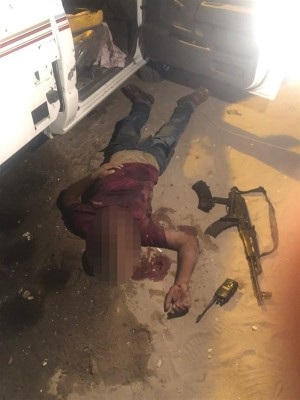 داخلية الانقلاب تعلن تصفية شخصين بجلبانة في شمال سيناء