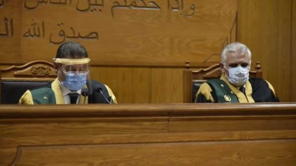 قاضى العسكر محمد شيرين فهمي والخكم بالإعدام على ثلاثة في هزلية محاولة اغتيال مدير أمن الاسكندرية