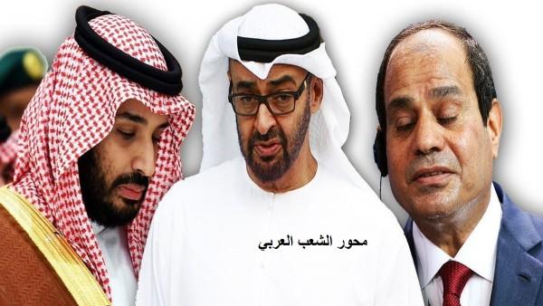 محور الشر العربي