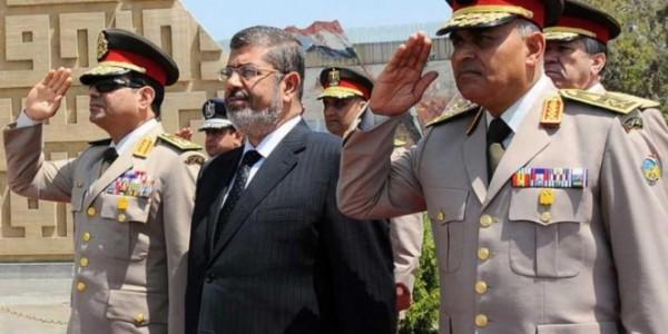 مرسي والخونة