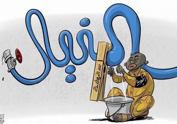 النيل وسد النهضة