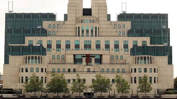 مبنى الاستخبارات البريطانية