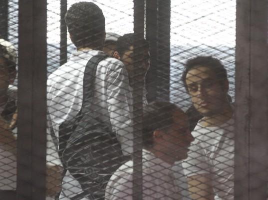 """""""النقض"""" ترفض طعن 56 معتقلًا في هزلية """"فض اعتصام النهضة"""""""