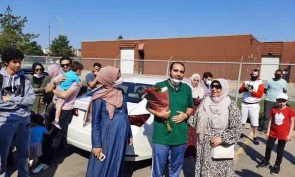 ياسر الباز كندي قُبض عليه في مصر أوائل 2019 تدهورت صحته يعود لبلده ويحتاج لعلاج طبي