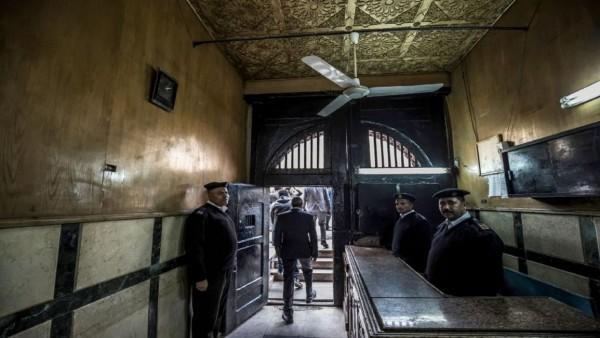 زيادة حالات الوفاة داخل السجون المصرية