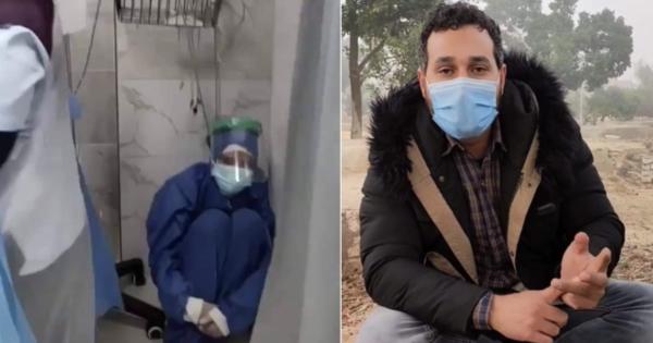 اعتقال مصور كارثة مستشفى الحسينية